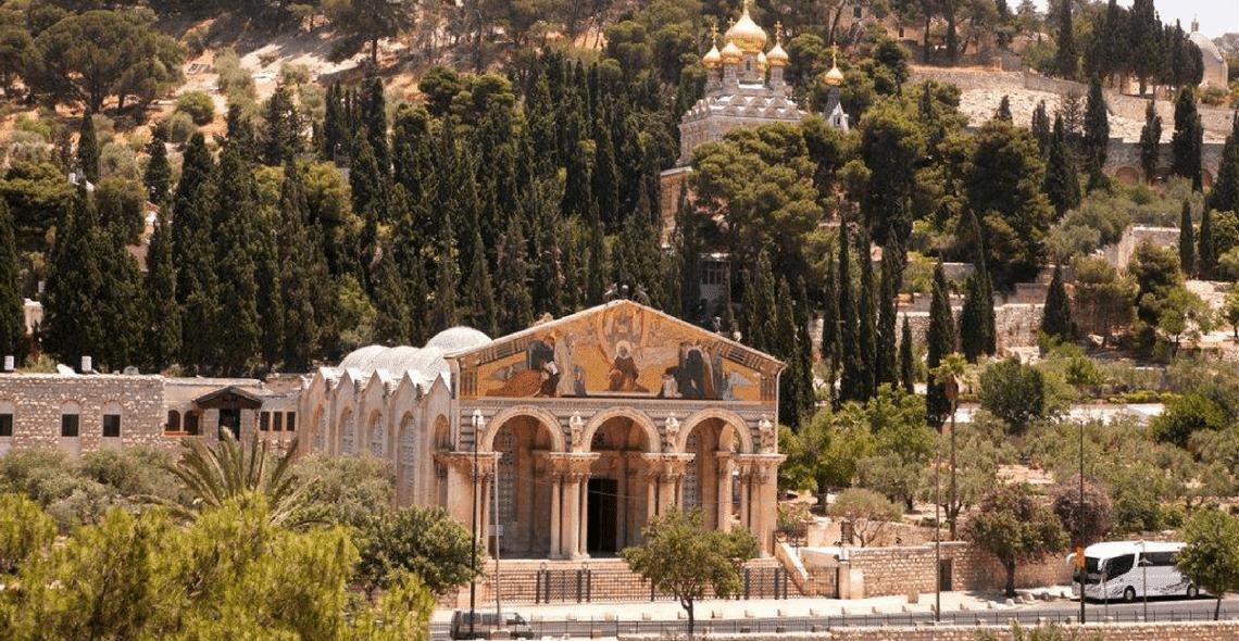 Monte de los Olivos - Viajes a Tierra Santa - Viajes a Israel y otros  lugares bíblicos