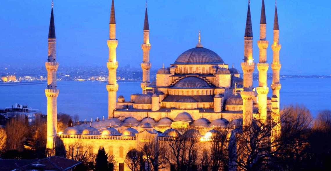 Resultado de imagem para MESQUITA AZUL – ISTAMBUL, TURQUIA